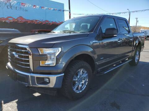 2017 Ford F-150 for sale at DPM Motorcars in Albuquerque NM