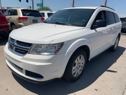2016 Dodge Journey for sale at Town and Country Motors in Mesa AZ