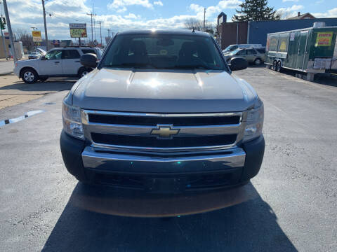 2008 Chevrolet Silverado 1500 for sale at L.A. Automotive Sales in Lackawanna NY