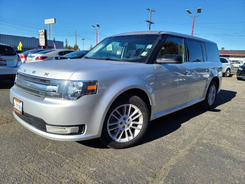 2016 Ford Flex for sale at City Motors in Hayward CA