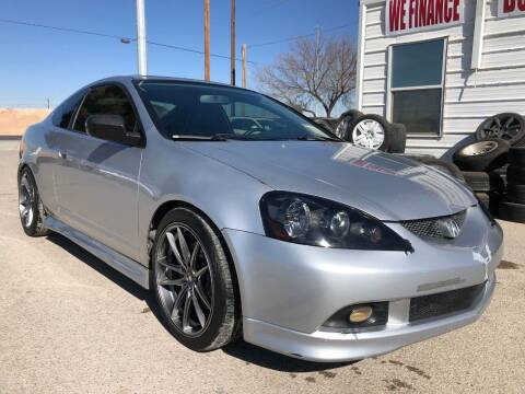 2006 Acura RSX for sale at Eastside Auto Sales in El Paso TX