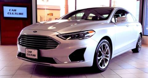 2019 Ford Fusion for sale at Car Culture in Warren OH