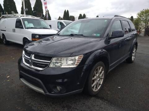2011 Dodge Journey for sale at P J McCafferty Inc in Langhorne PA