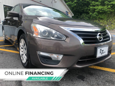 2013 Nissan Altima for sale at EZ Auto Group LLC in Lewistown PA