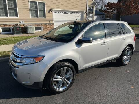 2012 Ford Edge for sale at Jordan Auto Group in Paterson NJ