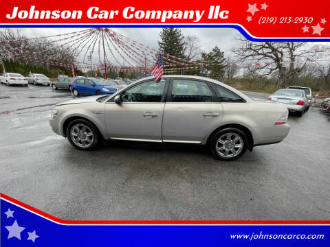 2009 Ford Taurus for sale at Johnson Car Company llc in Crown Point IN
