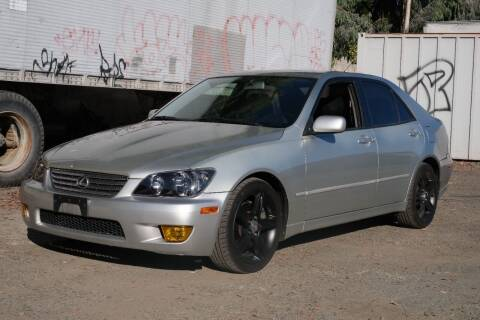 2001 Lexus IS 300 for sale at Sports Plus Motor Group LLC in Sunnyvale CA