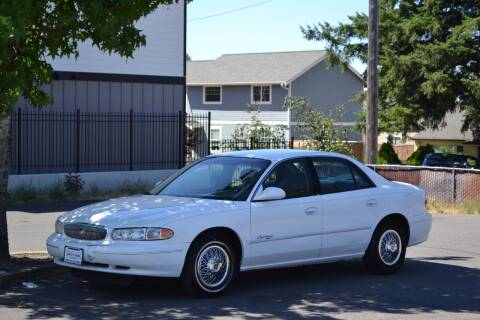 2000 Buick Century for sale at Skyline Motors Auto Sales in Tacoma WA