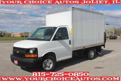 2016 Chevrolet Express Cutaway for sale at Your Choice Autos - Joliet in Joliet IL