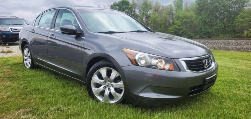 2009 Honda Accord for sale at Sinclair Auto Inc. in Pendleton IN