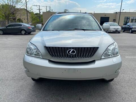 2007 Lexus RX 350 for sale at Platinum Cars Exchange in Downers Grove IL