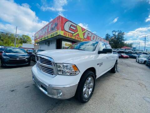 2019 RAM Ram Pickup 1500 Classic for sale at EXPORT AUTO SALES, INC. in Nashville TN