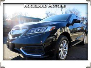 2017 Acura RDX for sale at Rockland Automall - Rockland Motors in West Nyack NY