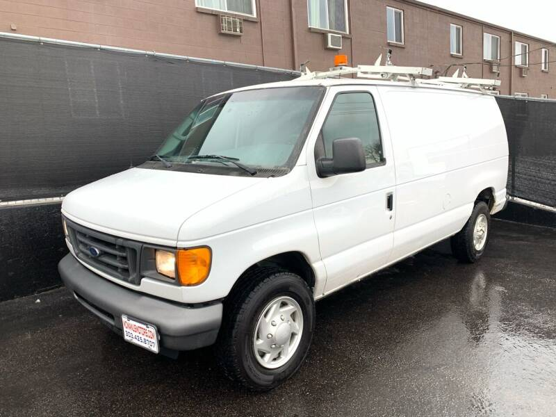2007 Ford E-Series Cargo for sale at McManus Motors in Wheat Ridge CO