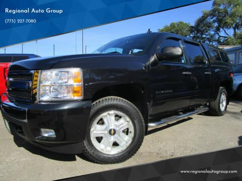 2010 Chevrolet Silverado 1500 for sale at Regional Auto Group in Chicago IL