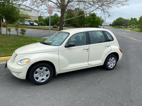 2005 Chrysler PT Cruiser for sale at Dreams Auto Group LLC in Sterling VA