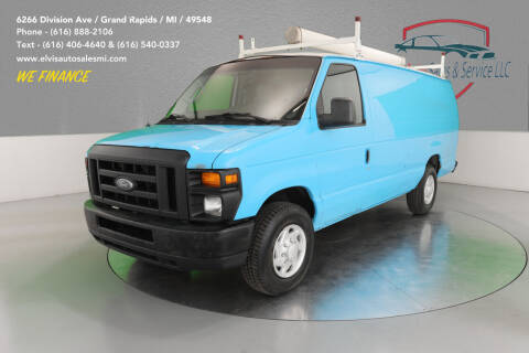 2011 Ford E-Series Cargo for sale at Elvis Auto Sales LLC in Grand Rapids MI