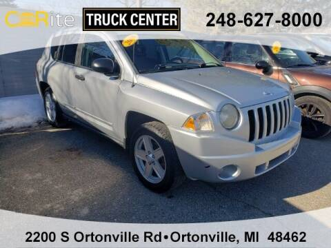 2008 Jeep Compass for sale at Carite Truck Center in Ortonville MI