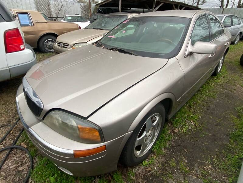 2002 Lincoln LS for sale at Ody's Autos in Houston TX