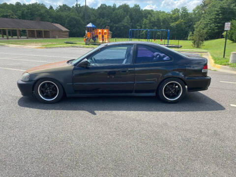 1999 Honda Civic for sale at Superior Wholesalers Inc. in Fredericksburg VA