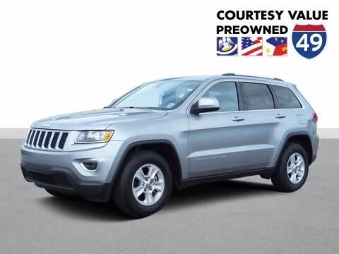 2016 Jeep Grand Cherokee for sale at Courtesy Value Pre-Owned I-49 in Lafayette LA
