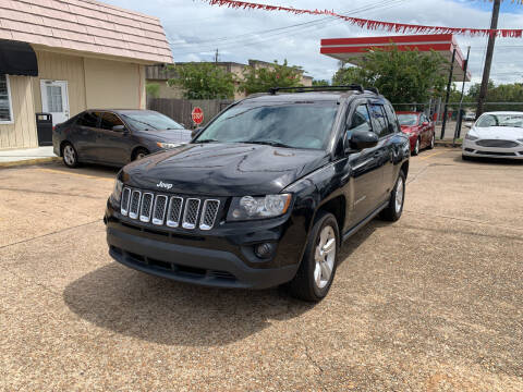 2015 Jeep Compass for sale at 2nd Chance Auto Sales in Montgomery AL
