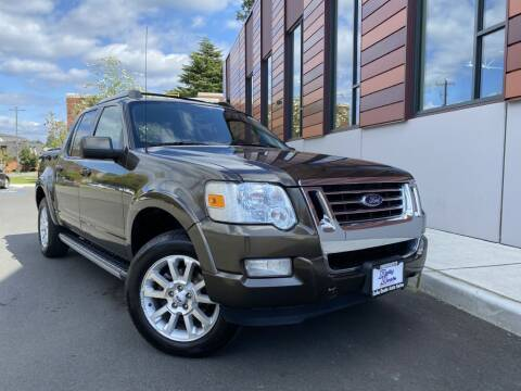 2008 Ford Explorer Sport Trac for sale at DAILY DEALS AUTO SALES in Seattle WA