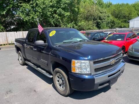 2011 Chevrolet Silverado 1500 for sale at Auto Revolution in Charlotte NC