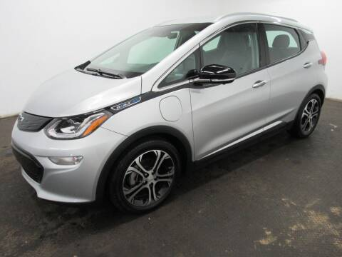 2020 Chevrolet Bolt EV for sale at Automotive Connection in Fairfield OH