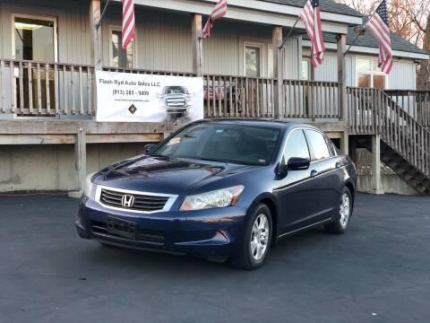 2008 Honda Accord for sale at Flash Ryd Auto Sales in Kansas City KS