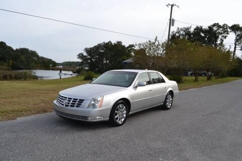 2009 Cadillac DTS for sale at Car Bazaar in Pensacola FL