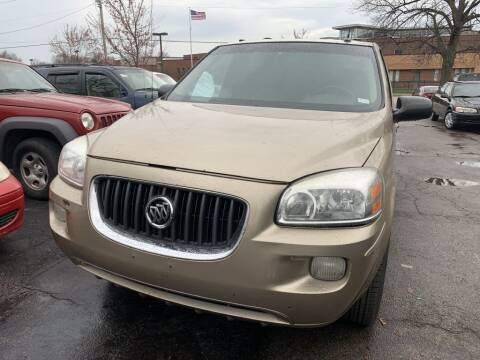 2006 Buick Terraza for sale at Indy Motorsports in St. Charles MO