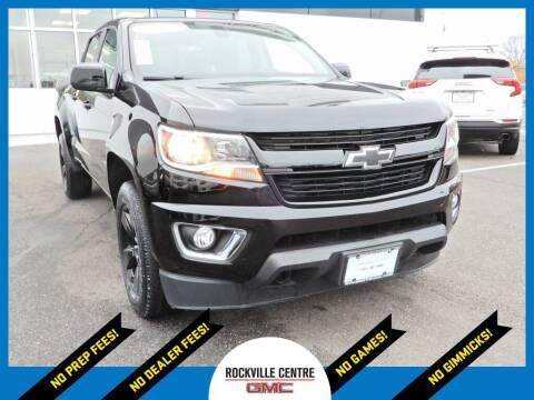 2017 Chevrolet Colorado for sale at Rockville Centre GMC in Rockville Centre NY