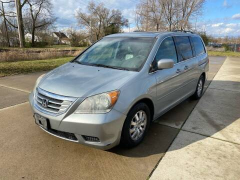 2010 Honda Odyssey for sale at Mr. Auto in Hamilton OH