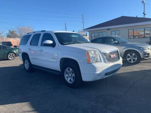 2007 GMC Yukon for sale at Robert B Gibson Auto Sales INC in Albuquerque NM