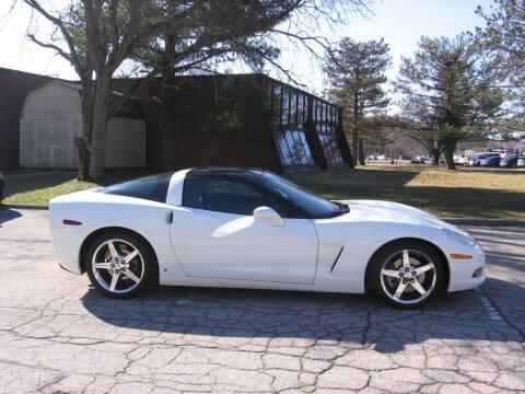 2007 Chevrolet Corvette for sale at County Auto Network in Ballwin MO