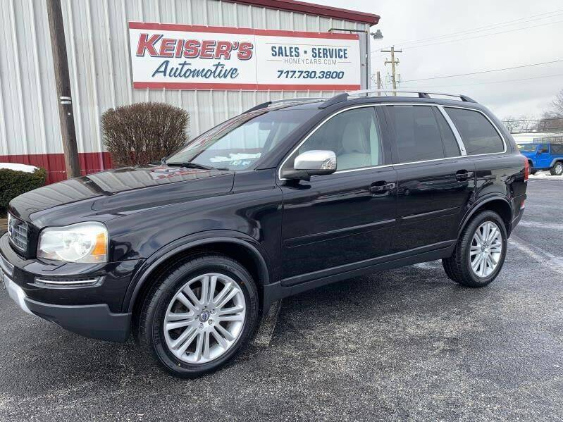 2010 Volvo XC90 for sale at Keisers Automotive in Camp Hill PA