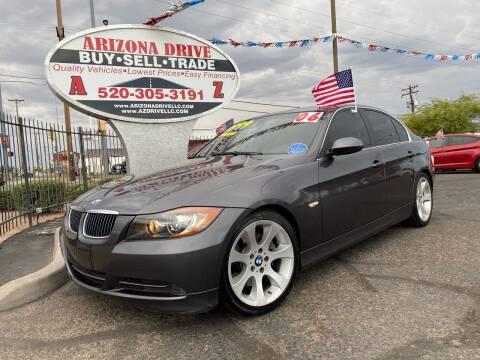 2006 BMW 3 Series for sale at Arizona Drive LLC in Tucson AZ