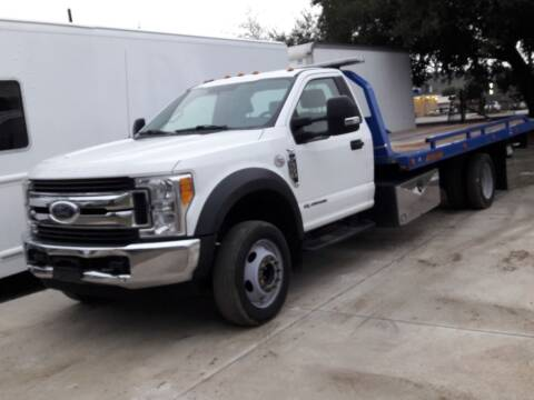 2017 Ford F-550 for sale at DOABA Motors in San Jose CA