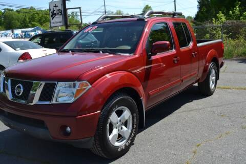 2007 Nissan Frontier for sale at Victory Auto Sales in Randleman NC