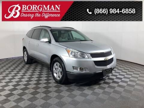 2011 Chevrolet Traverse for sale at BORGMAN OF HOLLAND LLC in Holland MI