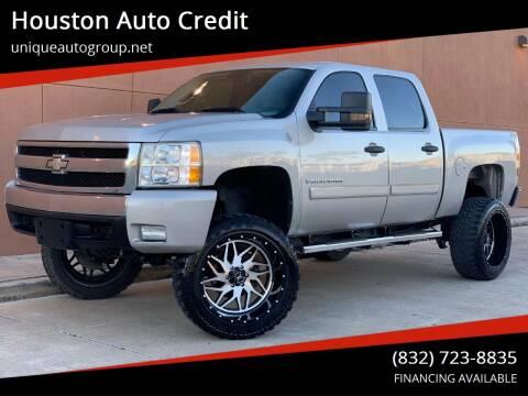 2008 Chevrolet Silverado 1500 for sale at Houston Auto Credit in Houston TX