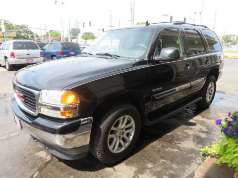 2006 GMC Yukon for sale at Bells Auto Sales in Hammond IN