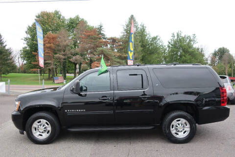 2009 Chevrolet Suburban for sale at GEG Automotive in Gilbertsville PA