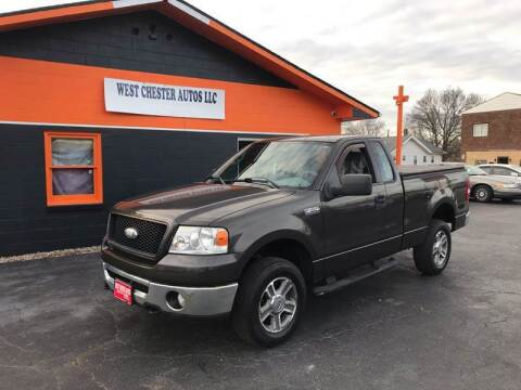 2006 Ford F-150 for sale at West Chester Autos in Hamilton OH