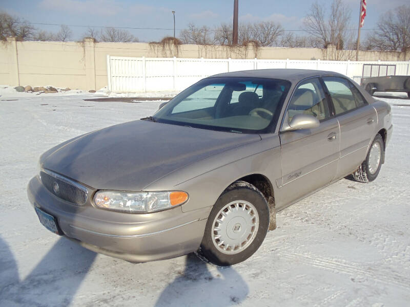 1998 Buick Century for sale at Metro Motor Sales in Minneapolis MN