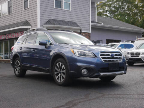 2015 Subaru Outback for sale at Canton Auto Exchange in Canton CT