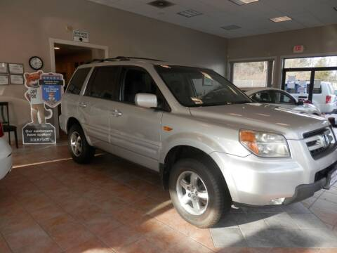 2008 Honda Pilot for sale at ABSOLUTE AUTO CENTER in Berlin CT