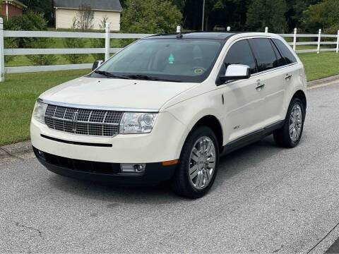 2008 Lincoln MKX for sale at Two Brothers Auto Sales in Loganville GA