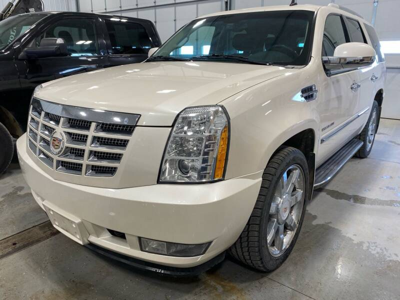 2013 Cadillac Escalade for sale at RDJ Auto Sales in Kerkhoven MN